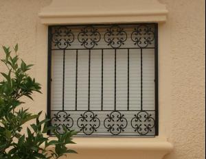 Eriks metal work metallic carpentry in murcia for Steel window design 2016