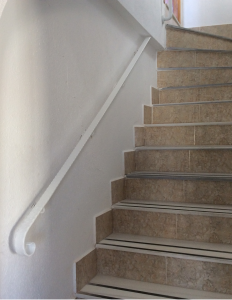 Stair railings nr 1